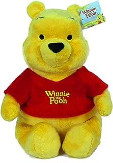 Disney Plush Winnie Core Pooh 17In