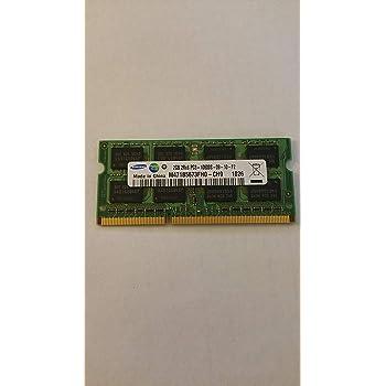 Samsung 2GB DDR3 RAM PC3-10600 204-Pin Laptop SODIMM