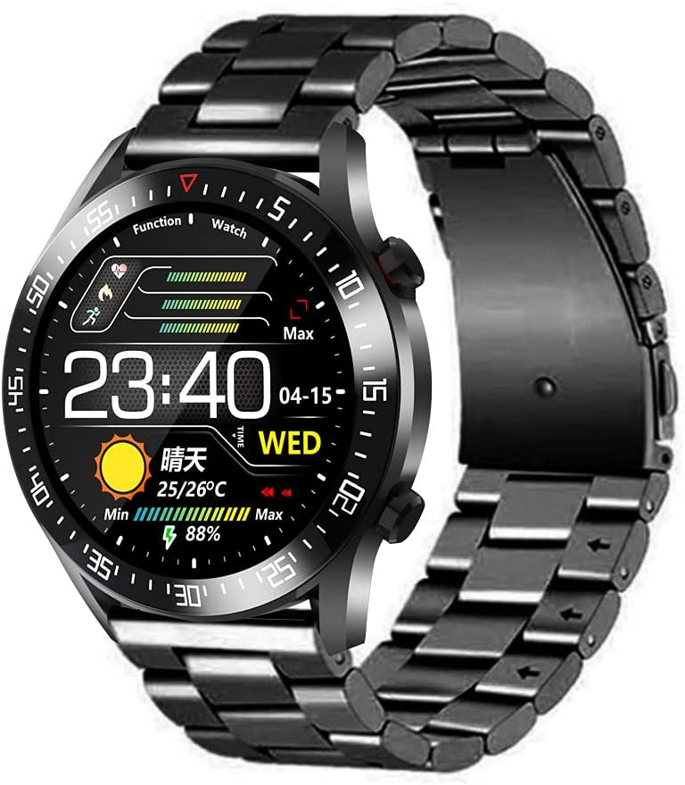 Smart Watch Ip68 Waterproof Bluetooth Call Max Ranking TOP3 87% OFF Heart Chat Voice