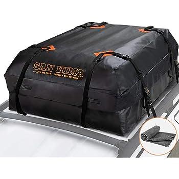 Keeper 07204 Black Premium Waterproof Cargo Bag 15 Cubic Feet