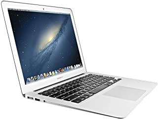 Apple MacBook Air 13.3in MD760LL/A (2013) - Intel Core i5 1.3GHz, 4GB RAM, 256GB SSD - Plateado (U.S. QWERTY KEYBOARD) (Re...