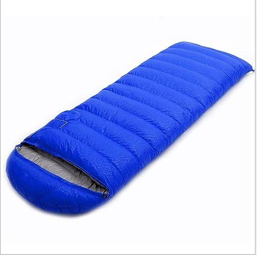SHUIDAI Le sac de couchage camping plein air , bleu , 1000g