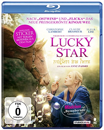 Lucky Star - Mitten ins Herz [Blu-ray, Sticker Edition]
