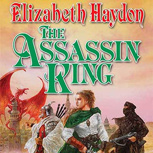 The Assassin King audiobook cover art
