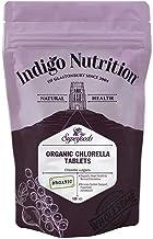 Indigo Herbs Organic Broken Cell Wall Chlorella Tablets – 100 Tablets 500mg Estimated Price : £ 7,49