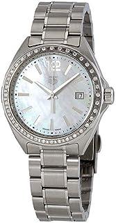 Formula-1 Reloj de Mujer Diamante Cuarzo 35mm de Acero WBJ131A.BA0666