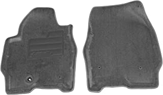 Lund 607243 Catch-All Carpet Gray Front Floor Mat - Set of 2