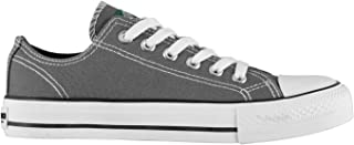SoulCal Kids Canvas Trainers Sneakers Sports Shoes Low Juniors