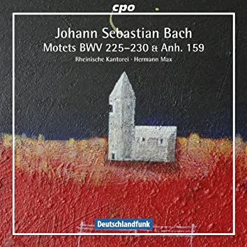 Bach: Motets, BWV 225-230 & Anh. 159