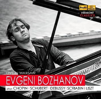 Evgeni Bozhanov Live in Warsaw