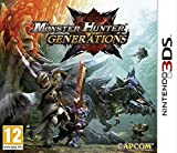 Monster Hunter: Generations 3Ds- Nintendo 3Ds