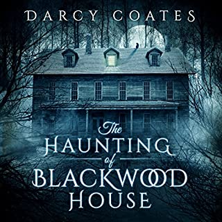 The Haunting of Blackwood House audiobook cover art