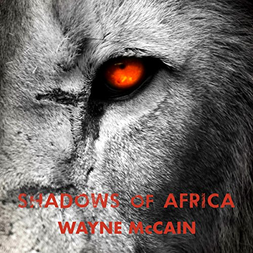 Shadows of Africa audiobook cover art