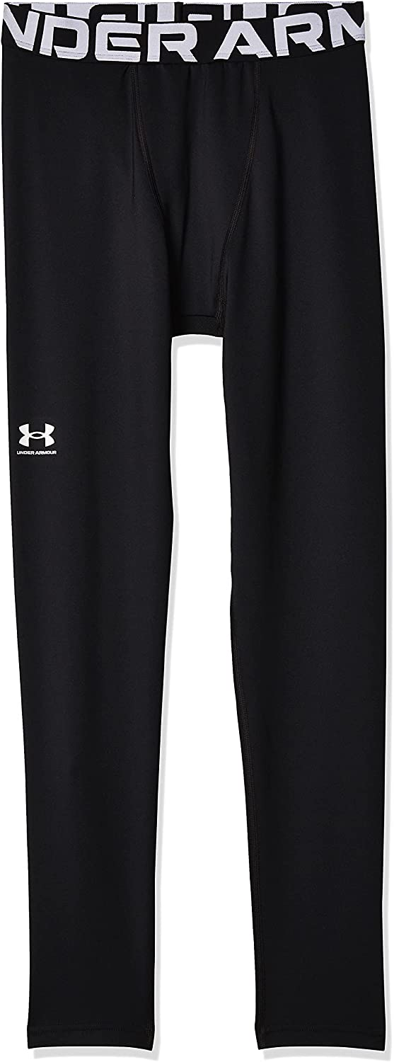 Under Armour Boys' ColdGear Baselayer Leggings : Clothing, Shoes & Jewelry