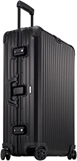 rimowa matte black carry on
