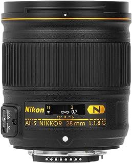 Nikon AF S Nikkor 28mm 1:1,8G Objektiv inkl. HB 64 und CL 0915