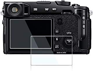 debous Screen Protector Compatible for Fujifilm Gfx100 GFX 50s 50r Camera,Anti-Scratch Tempered Glass Clera Hard Protective Film Shield Cover Guard (2pack)