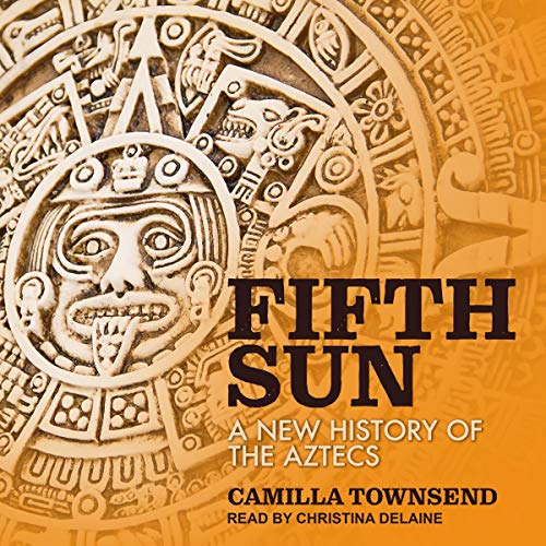 Fifth Sun audiobook cover art