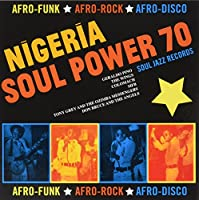 Nigeria Soul Power 70 - Afro Funk Afro Rock Afro Disco 【2017 RECORD STORE DAY 限定盤】 (5枚組 / 7インチシングル)