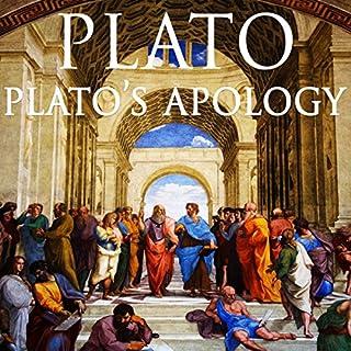 Plato's Apology cover art