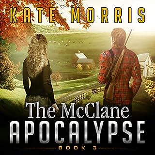 Couverture de The McClane Apocalypse: Book Three