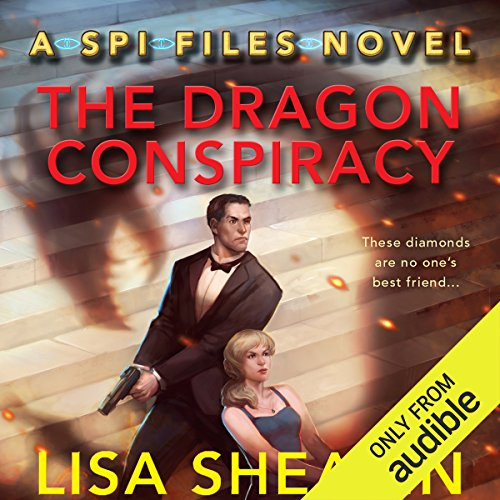 The Dragon Conspiracy audiobook cover art