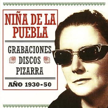 Niña de la Puebla, Año 1930-50