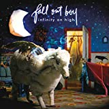 Songtexte von Fall Out Boy - Infinity on High