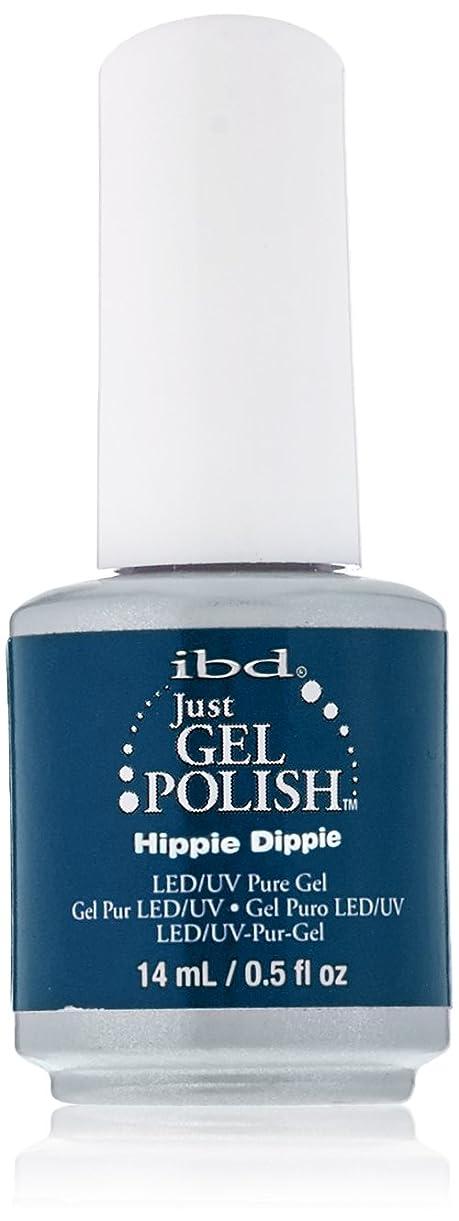 クレデンシャル肝そしてIBD Just Gel Polish - Hippie Dippie - 0.5oz / 14ml