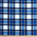 Newcastle Fabrics Polar Fleece Jon, Yard, Blue