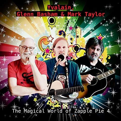 Glenn Basham, Mark Taylor & Yvalain
