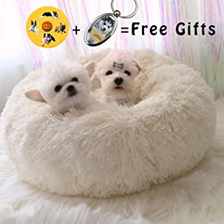 Lamzoom Cama para Mascotas Deluxe para Gatos y Perros Peque�