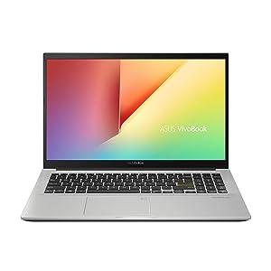 ASUS VivoBook Ultra 15 AMD Ryzen 5 4500U 15.6-inch FHD Thin and Light Laptop (8GB RAM/512GB NVMe SSD/Windows 10/Integrated Graphics/Dreamy White/1.80 kg), M513IA-EJ311T