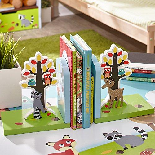 Fantasy Fields Enchanted WoodlandHolz-Buchstützen für Kinder TD-11702A