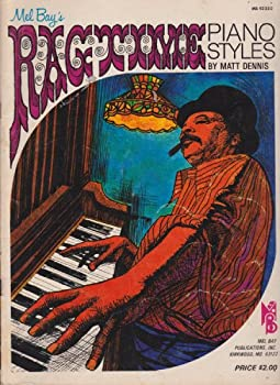 Paperback Ragtime piano styles Book