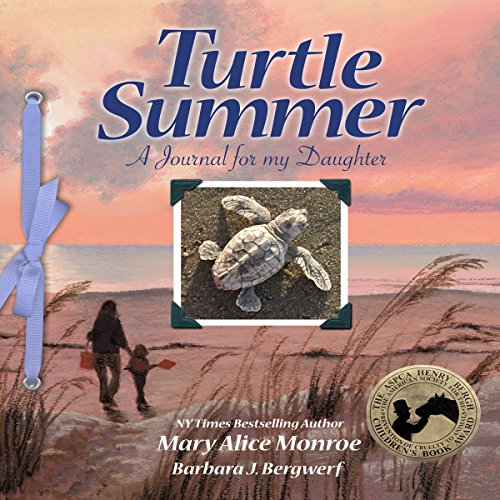 Turtle Summer audiobook cover art