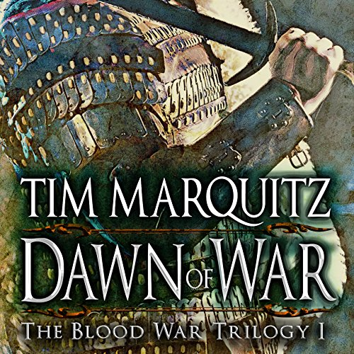 Dawn of War audiobook cover art