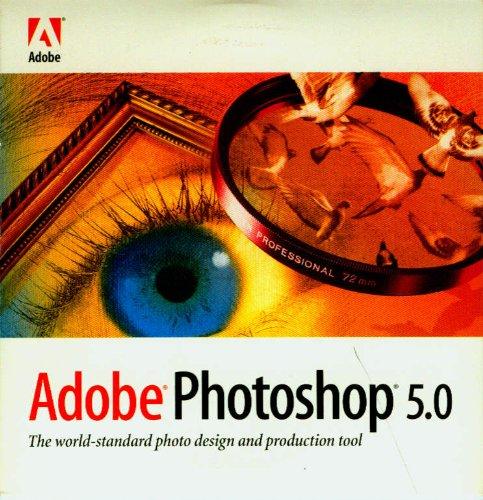 Adobe Photoshop 5.0