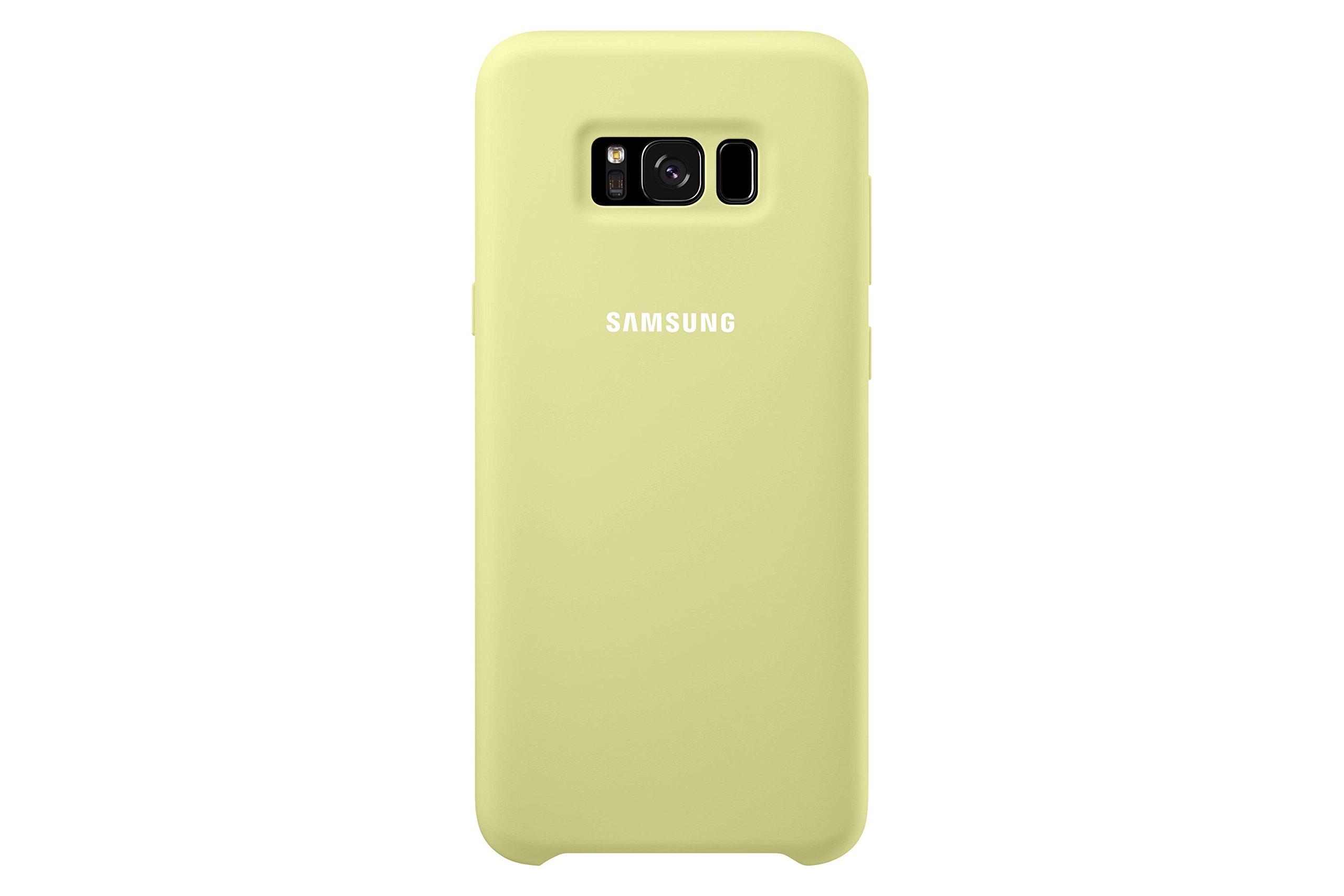 Samsung Silicone, Funda para smartphone Samsung Galaxy S8 Plus, Verde (Green): Samsung: Amazon.es: Electrónica