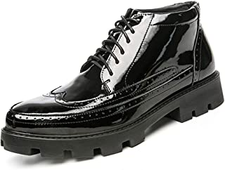 [MUMUWU] ビジネスシューズ メンズ 紳士靴 革靴 本革 高級靴 ストレートチップ フォーマル 冠婚葬祭 通気性