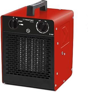 TROTEC 1410000090 TDS 10 C Calefactor cerámico hasta 2 kW