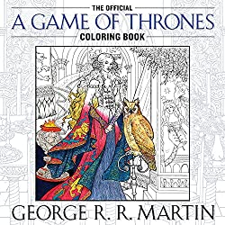 game of thrones coloring book for adults science fiction time travel