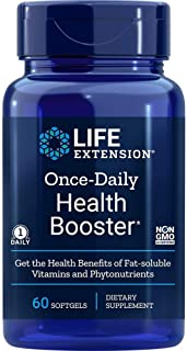 Life Extension Booster Softgels, 60-Count