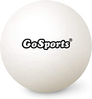 GoSports 55mm XL Ping Pong Balls 12 Pack   Jumbo Table Tennis Balls for Ping Pong Training or Other Toss Games