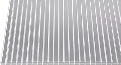 Stegplatte 6mm Bronze f/ür Terrasse Carport 725 mm x 1325 mm Wunschma/ße auf Anfrage