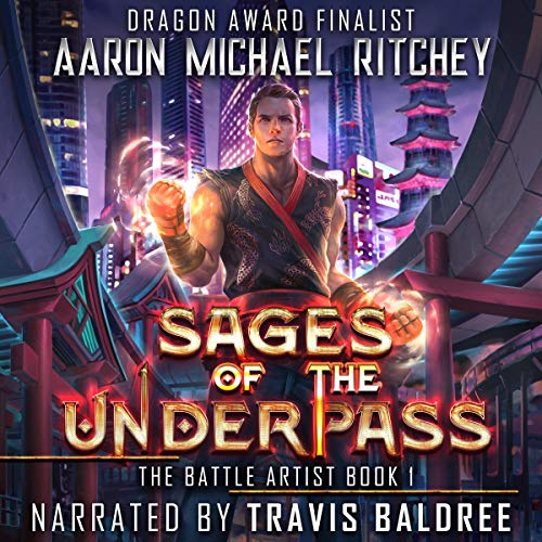Sages of the Underpass cover art