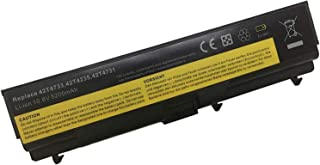 onlyguo 10.8V 5200MAH 42T4733 Batería de Repuesto para Ordenador portátil para IBM Lenovo ThinkPad e40 T410 T420 T510 T520 SL410 42T4752