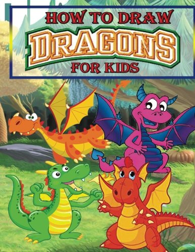 Top 10 dragon drawing books for kids for 2021