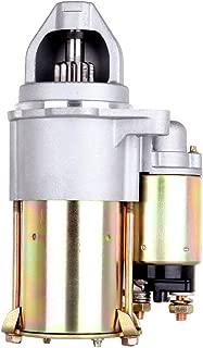 ECCPP Starters fit for Chevrolet Cavalier 2002-2005 Classic (Fleet) / Malibu 2004-2005 Cobalt 2005 Oldsmobile Alero 2002-2004 Pontiac Grand AM 2002-2005 Saturn Ion 2003-2006 2.2L 6493