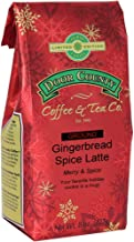 Door County Coffee, Holiday Flavored Coffee, Gingerbread Spice Latte, Flavored Coffee, Limited Time, Medium Roast, Ground Coffee, 8 oz Bag